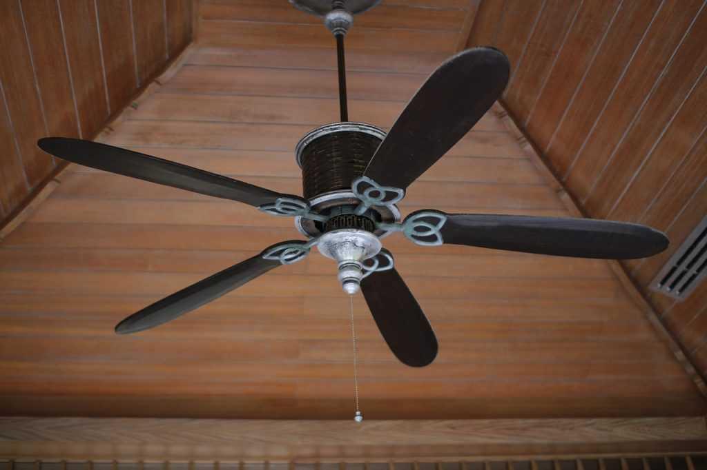 2a18a91a8 أعطال مروحة السقف الكهربائية وكيفية إصلاحها.. أشهر 4 مشاكل! – كماشة