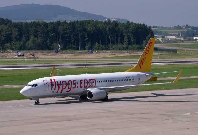 كل ما تحتاجه عن طيران بيجاسوس الأرخص للسفر إلى تركيا كماشة