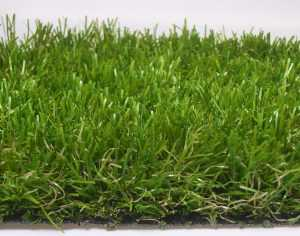 تركيب العشب الصناعي