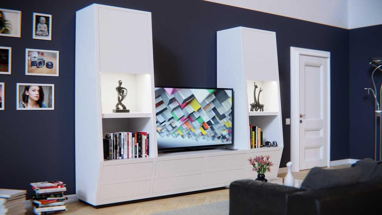 ديكور تلفاز