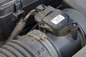 حساس الهواء في السيارة
